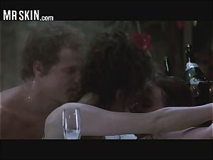 steamy Celebs Pop Champaign And Get nailed