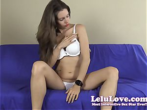 fledgling striptease with lots of soles and toes closeups