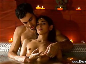 erotic couple enjoying In India Deeply fantastic