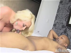 Lusty Alura Jenson attempts the hard-on of her martial arts educator