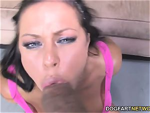 Kerry Louise Takes bbc For The Last Time
