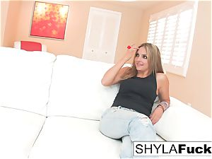Shyla and London's lesbian appointment With Lexi