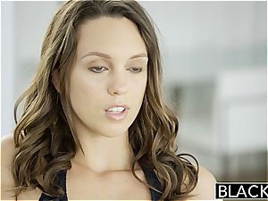 BLACKED mates Jade Nile and Chanel Preston love big black cock Together