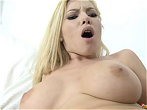 Dona booty-fucked by superb ol' Santa