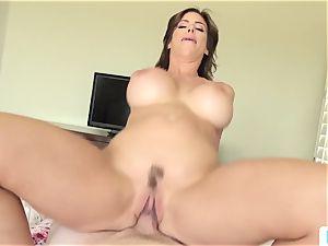 Stepmom Alexis Fawx Uses Stepson For fuck-a-thon