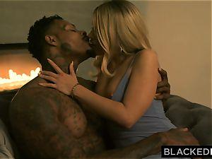 BLACKEDRAW Adriana Chechik Has 3AM double bbc craving