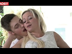 ultra-kinky stepmom gets pummeled gonzo by her stepson