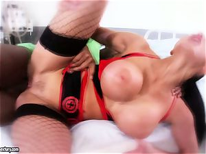 super hot and naughty Aletta Ocean getting boinked tighter she cant wait to get cummed