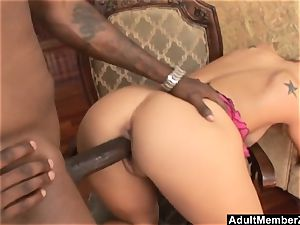 AdultMemberZone - screw my elastic bum with your big black cock