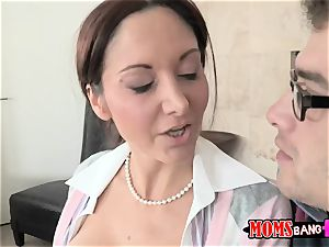 Dillion Harper - My stepmother trains me and my beau to be old