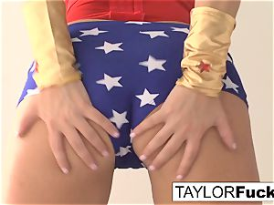 Taylor Is Wonder doll