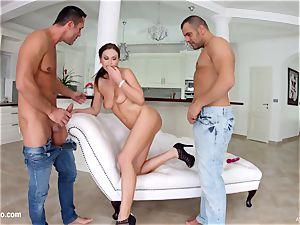 Allinternal ideal body Tina Kay gets ravaged firm