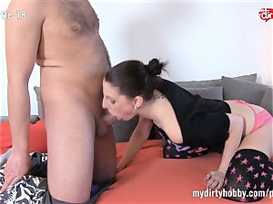 My filthy hobby - Fickschnitte-18 gets fucked