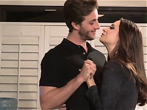 Conflicted Pt4 Cassidy Klein pummeled nads deep in the honeypot by her spouse