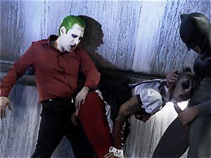 Suicide squad parody Sn five Kleio Valentien slobber roasted