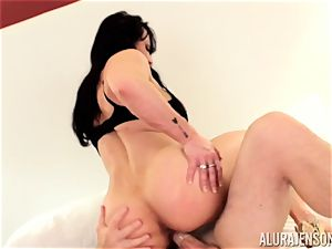 Alura Jenson and her honeypot gobbling pal Brandi May get into deep trouble