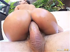 Amirah Adara getting her tight tiny backside banged