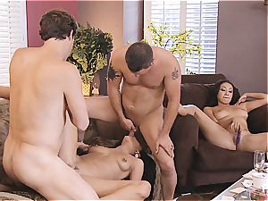 group sex and Hangman with nice couples four