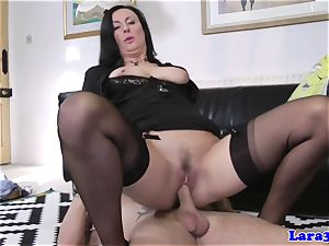 softcore milf pummeled by male prostitute