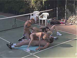 marvelous racket Part 5