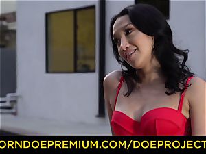 CINEDOE - Sexcapades with Abella Danger and Valentina